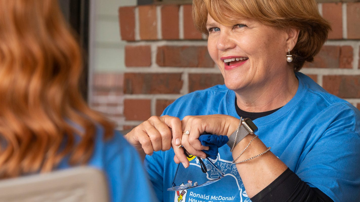 'It is the love of my life': Judy Burns retires as Ronald McDonald House executive director