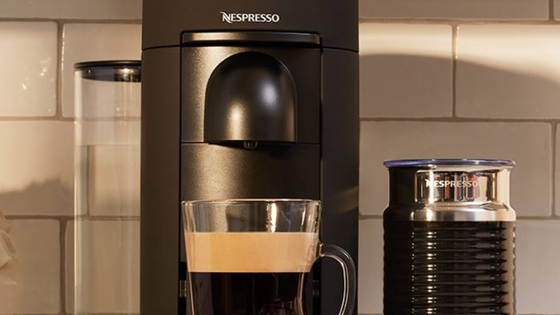 This Nespresso VertuoPlus coffee maker is better than a Keurig—and hugely discounted