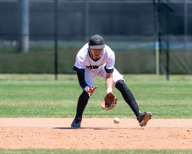 J.J. Garcia and the Hendrickson baseball team shared the District 18-5A title with Elgin, and the Hawks were on the verge of earning the top playoff seed before rain postponed a seeding game against Elgin.