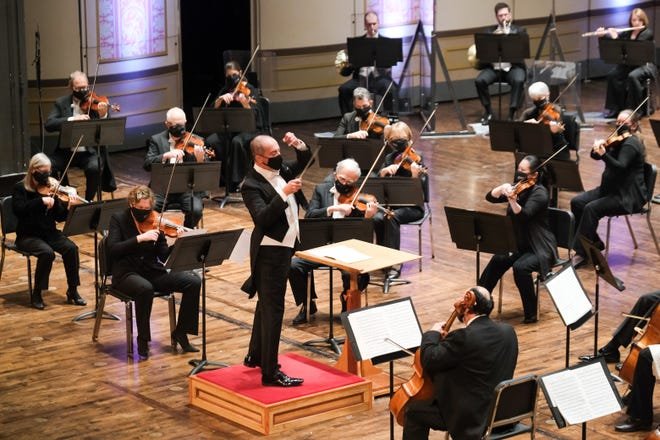 The Columbus Symphony will be celebrating its 70th anniversary during the 2021-22 season, which will feature a robust live schedule.
