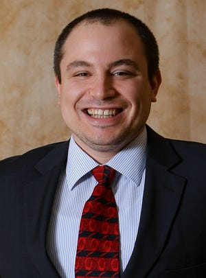 Jesse Moses, staff attorney, Southeastern Ohio Legal Services
