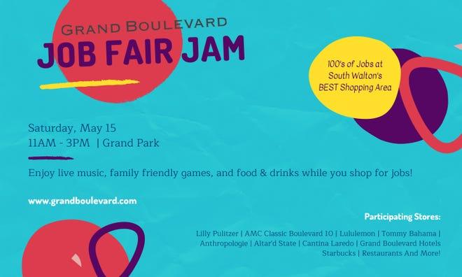 Grand Boulevard Job Fair Jam