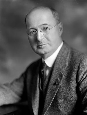John C. Allen, a four-term Republican congressman, founded one of Monmouth's most iconic retail establishments on the Public Square in 1896.