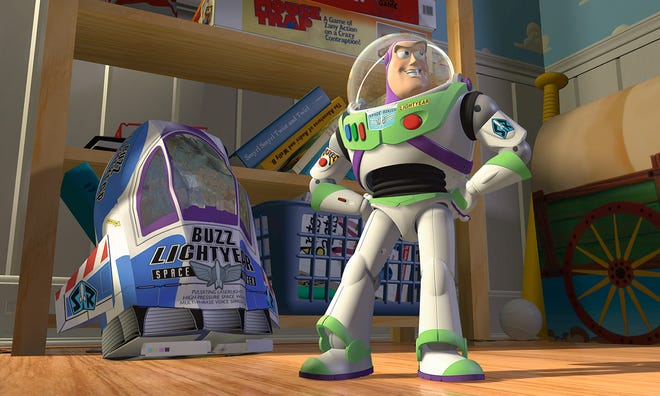 "The Florida Theatre's Summer Movie Classics series kicks off in July with ""Toy Story."""