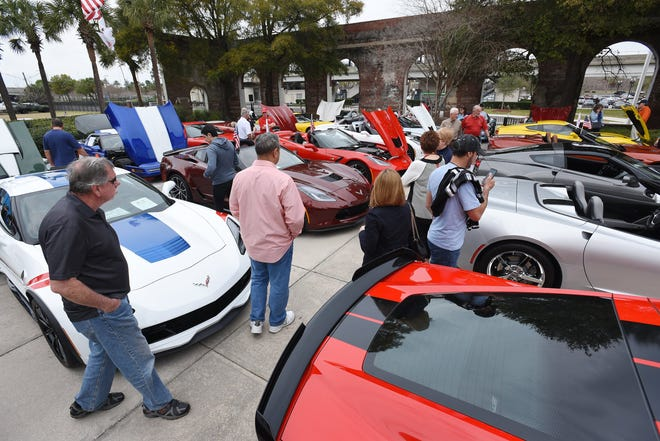Need some new wheels? The Jacksonville International Auto Show is this weekend at the Prime Osborn Convention Center.