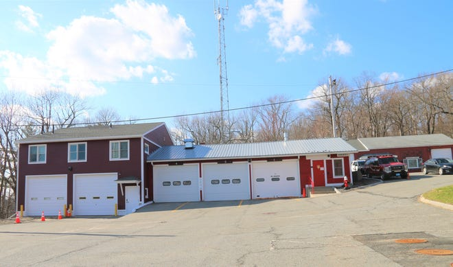 Princeton's public safety building, built in 1890, is structurally failing and inadequate for the town's needs, according to Fire Chief John Bennett.