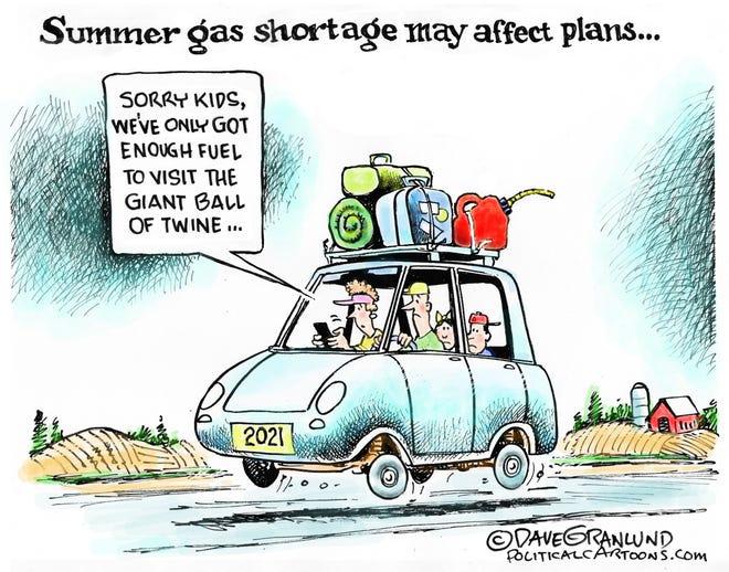 Today's editorial cartoon (May 4, 2021)