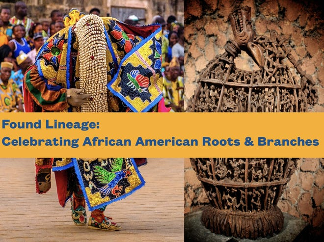 """The Black Heritage Trail of New Hampshire Juneteenth celebration's theme will be """"Found Lineage: Celebrating African American Roots & Branches."""""""