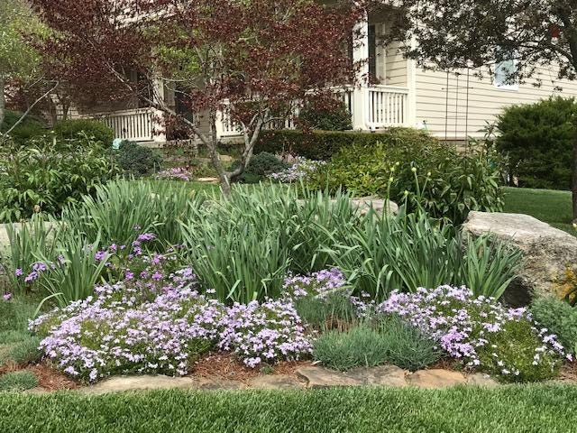 Homeowners Jim and Linda Virant have spent the past 23 years perfecting their landscaping.