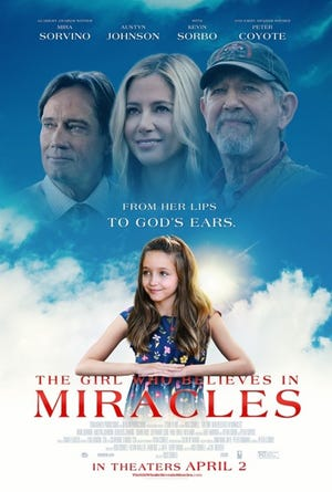 """The Girl Who Believes in Miracles"" shows at the Story Theater this weekend."
