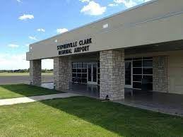 Stephenville's Clark Regional Airport was recently awarded a $13,000 federal grant.