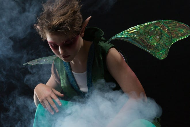 "Thalian Association Community Theatre's youth company presents Shakespare's ""A Midsummer Night's Dream"" May 7-16. In-person and streaming tickets are available. [Photo by Mark Steelman, courtesy of the Thalian Association]"