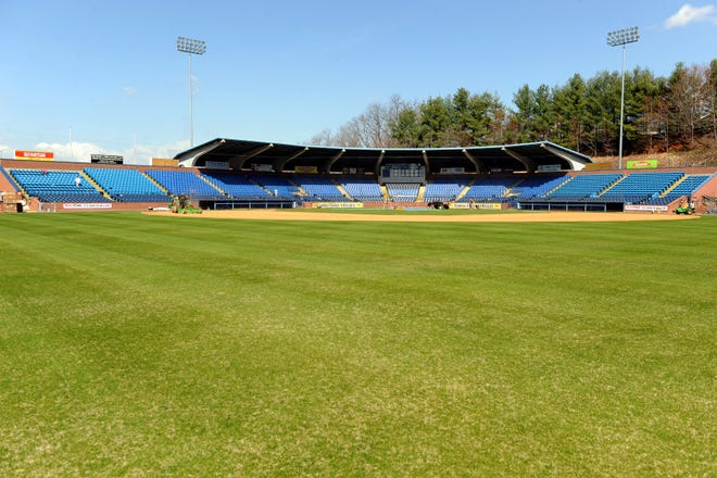McCormick Field in Asheville put in full seats throughout its bowl before the 2015 season, but more updates are necessary due to new rules in place from Major League Baseball for its affiliates.