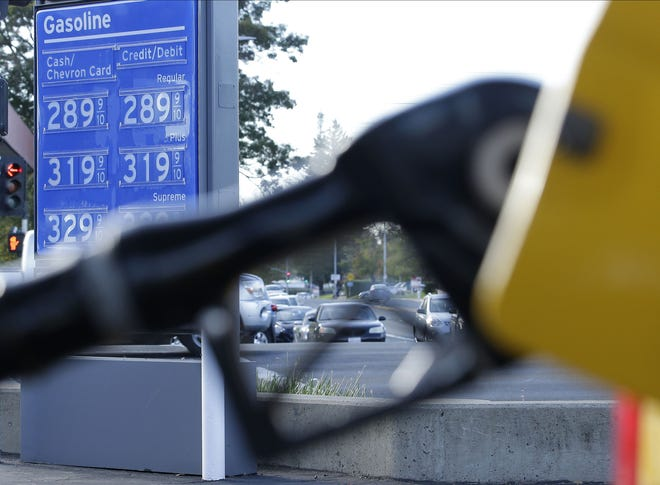 Gas prices continue to rise in Worcester.