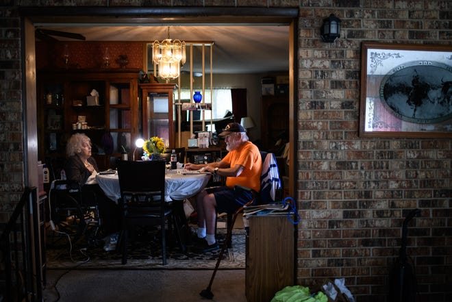 Fayetteville's housing shortage has left people like Betty and Gary Greves struggling to find a place to live. The Greves were asked to leave their rental home after living there for 24 years.