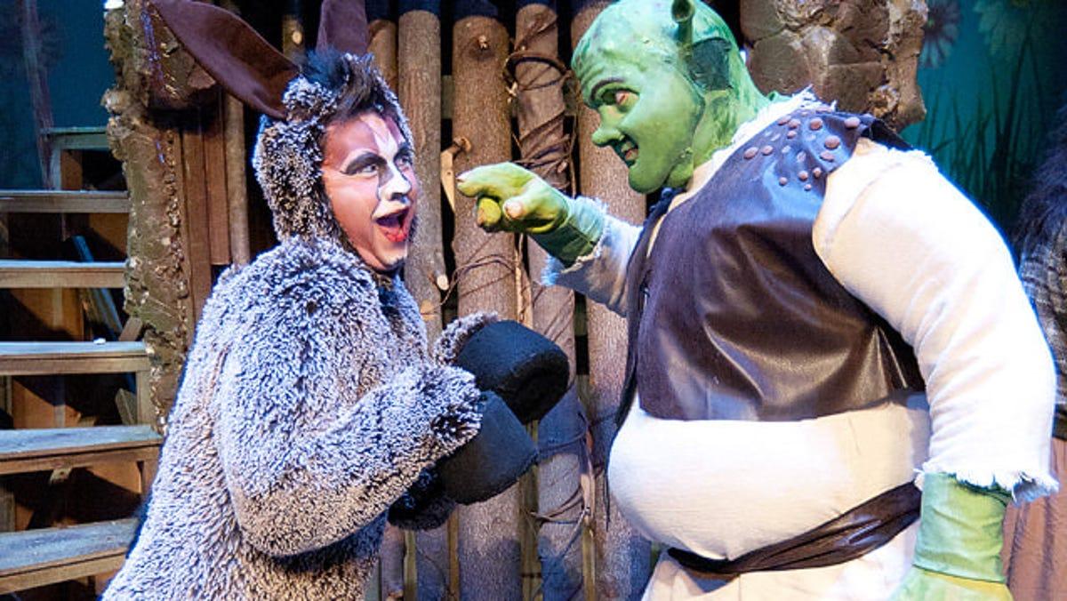 CharACTers Inc. presents 'Shrek the Musical'