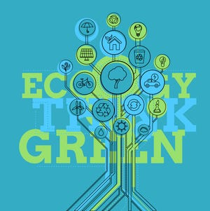 The process of transitioning to clean industries will require great cooperation by all people, as it lies at the intersection of environmental and social concerns. Image resource: Depositphotos