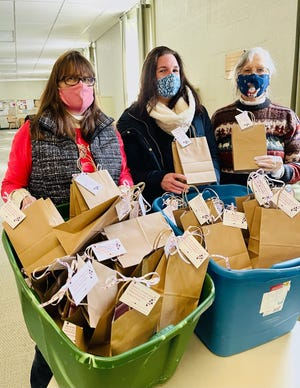Scituate Community Christmas recently had two outreach programs where volunteers dropped off some items to seniors, and reminded them that  people in the community are thinking of them.  The non-profit organization has launched its Spring Campaign.