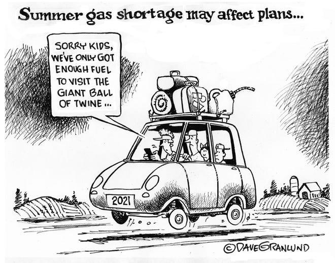 Granlund's View: Summer gas shortage