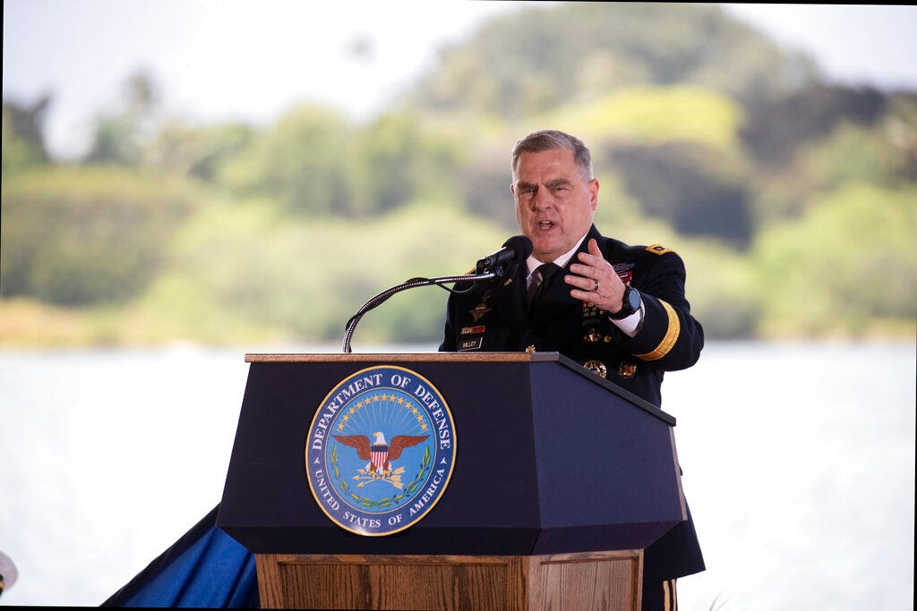 Top general drops opposition to change in sex assault policy 2