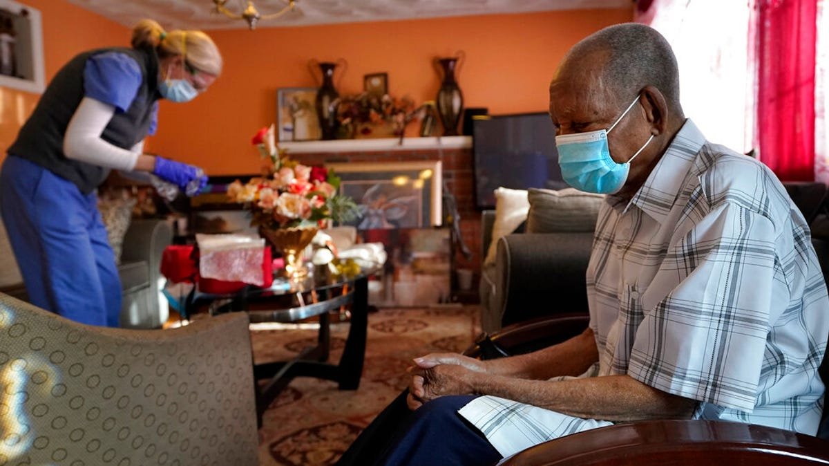 AP-NORC poll: Government should help Americans age at home 1