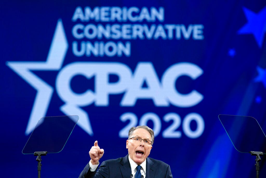 NRA bankruptcy would mean 'haven for wrongdoers,' NY warns 1