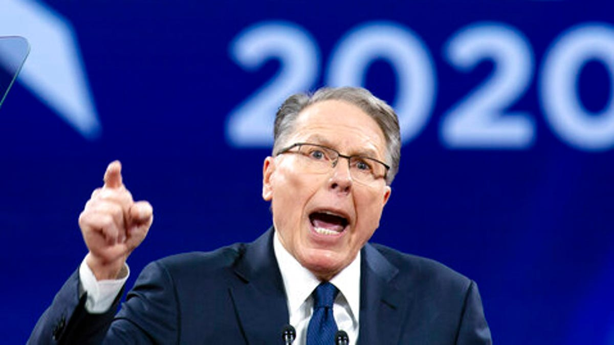 NRA bankruptcy would mean 'haven for wrongdoers,' NY warns 2