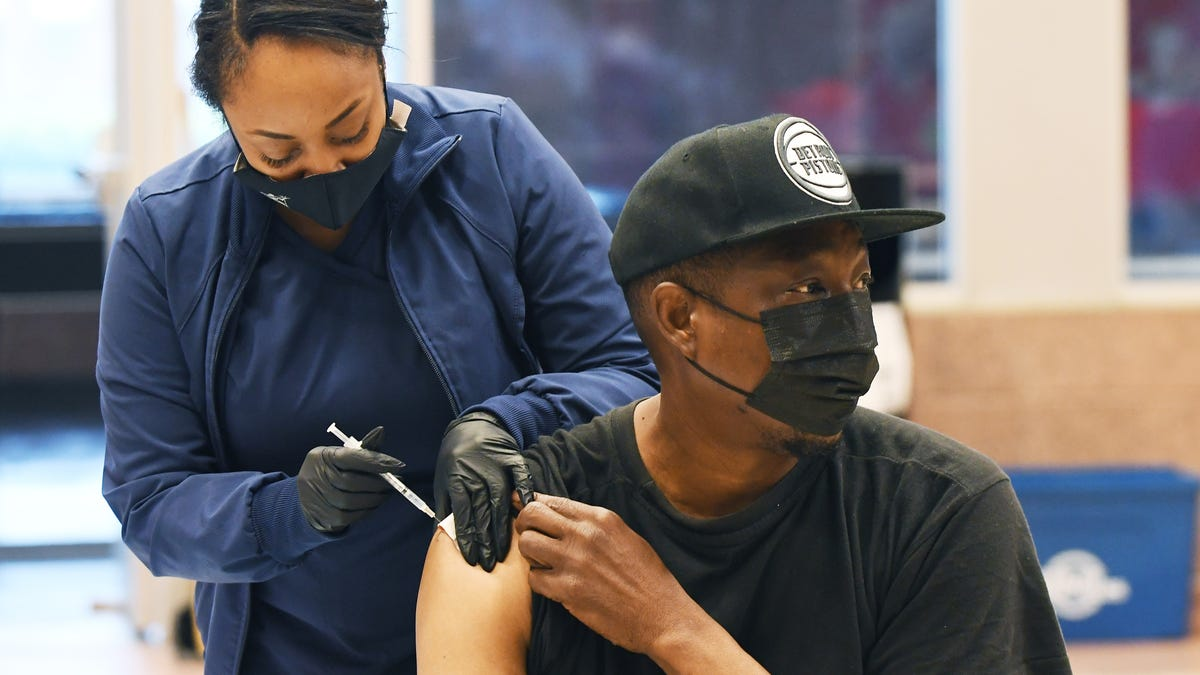 'Great day for America': Vaccinated can largely ditch masks 1