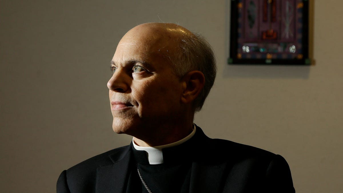 Pelosi's archdiocese: Deny Communion to prominent Catholics who support abortion rights 2