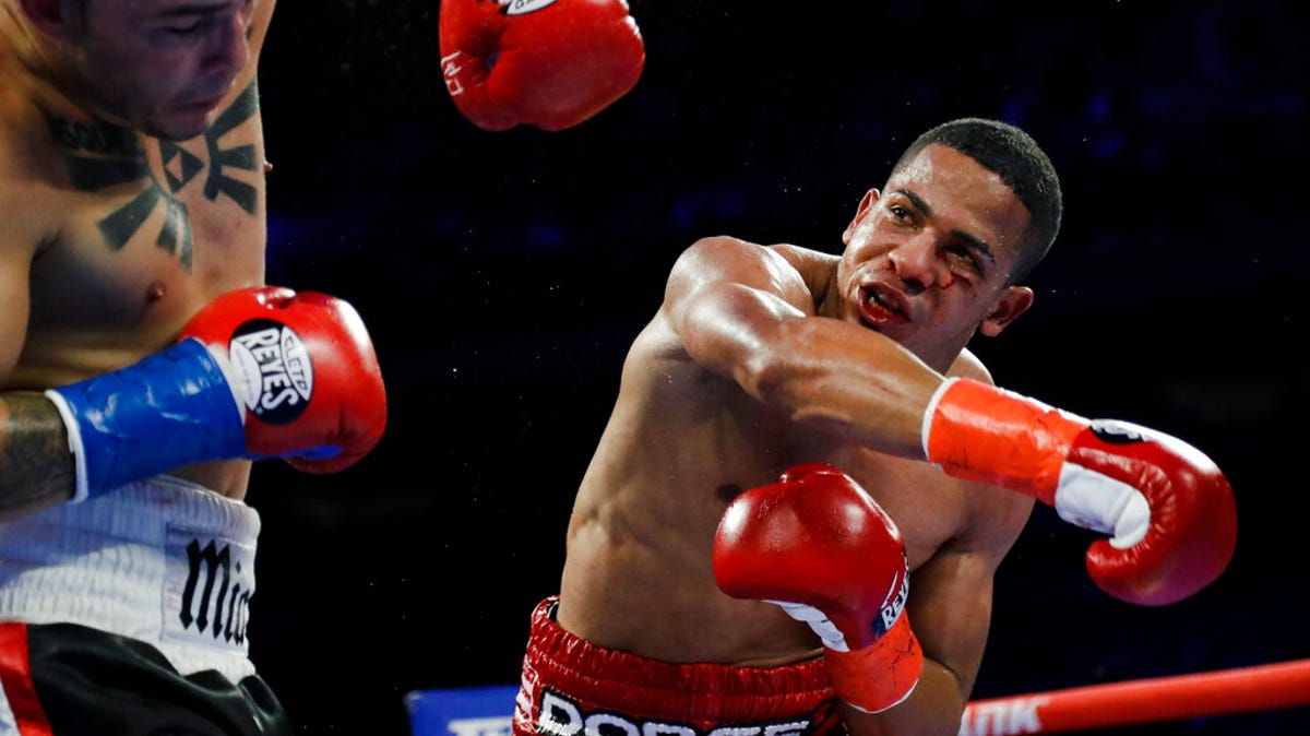 Puerto Rican boxer faces charges after lover found dead 2