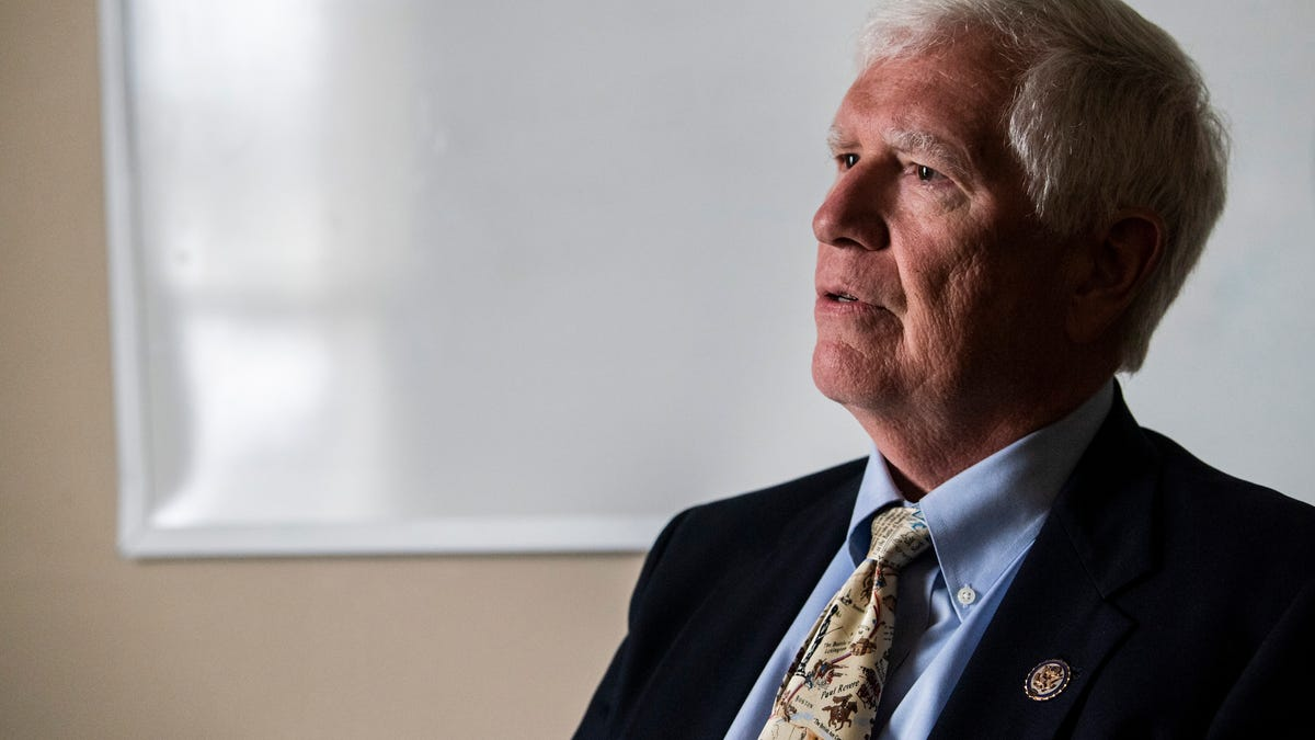 Mo Brooks says he'll take his own approach in Senate race