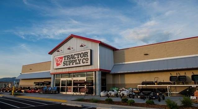 Tractor Supply Company plans to hold a grand opening at 6730 S. River Road in Marine City on May 15, 2021.