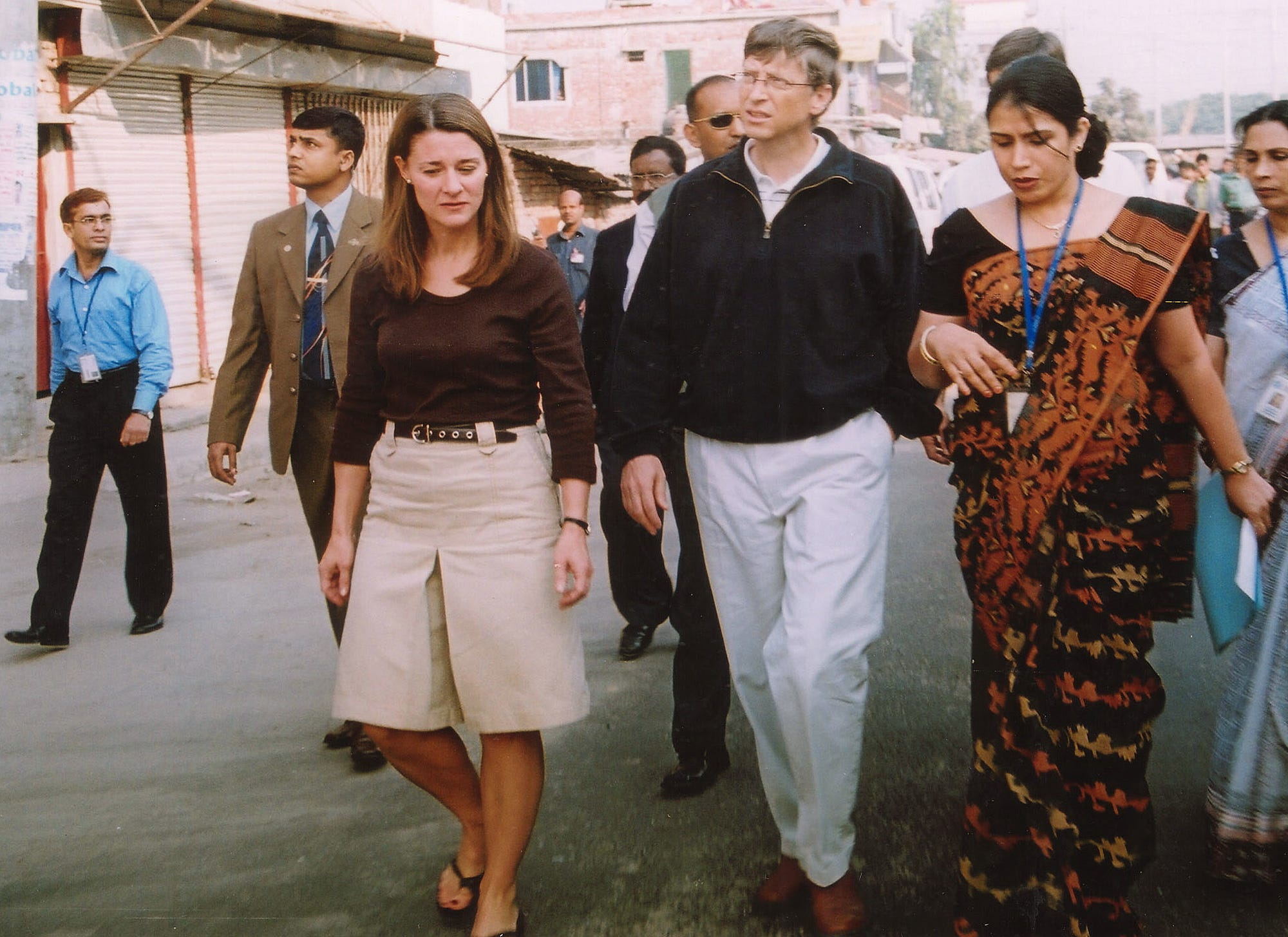 Charity experts: No changes expected at Bill and Melinda Gates Foundation after divorce