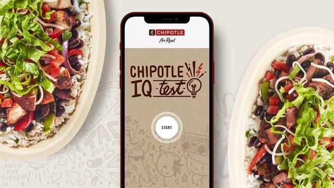 To celebrate Cinco de Mayo, Chiptole is bringing back its Chipotle IQ trivia game.