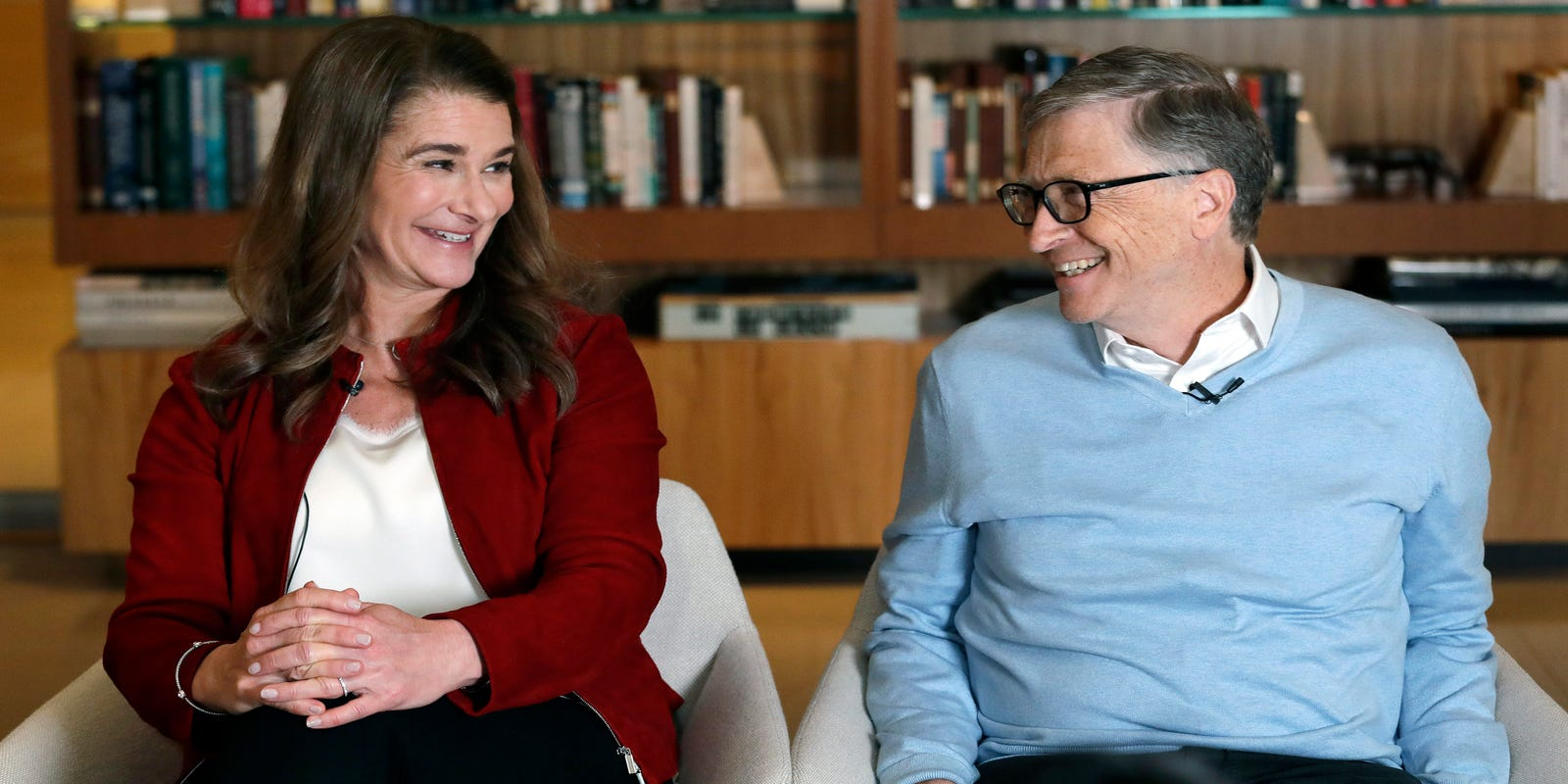 Bill and Melinda Gates are divorcing: What they've said about their marriage - USA TODAY