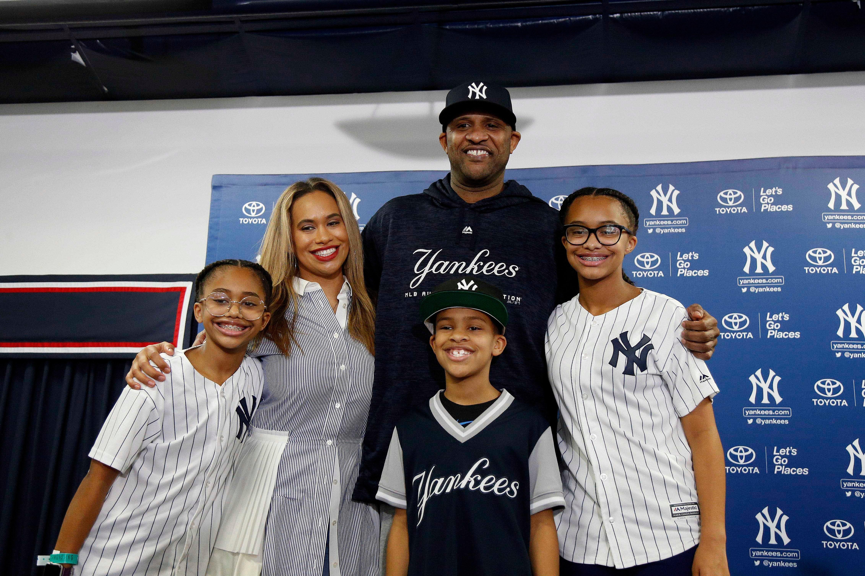 Amber Sabathia, CC's wife, becomes MLB agent at CAA Sports