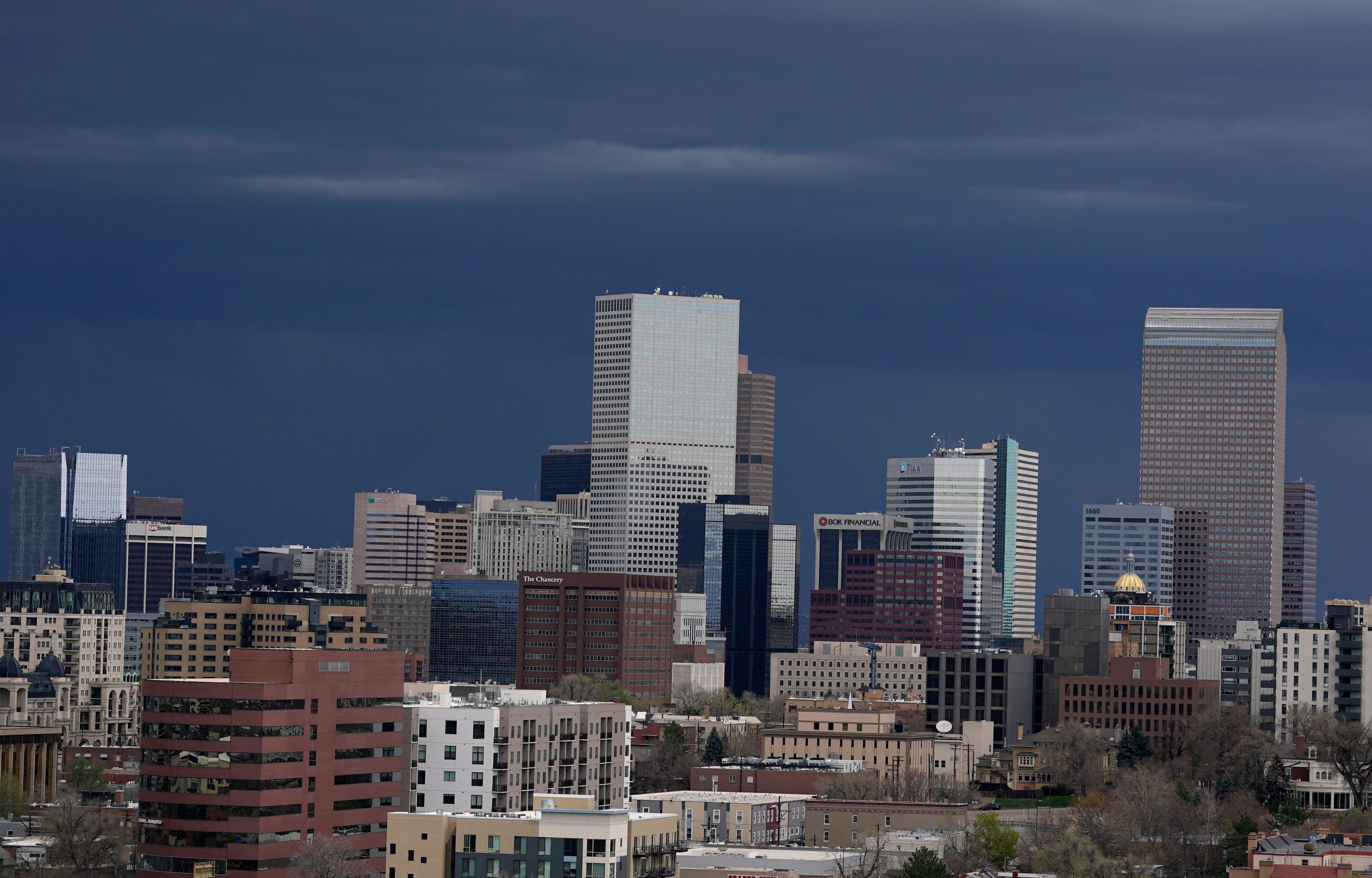 Two weather systems bring threat of flash flooding, drastic temperature changes across US