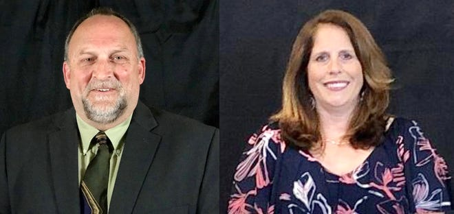 Alan Hemphill and Nancy Towry won reelection to the Smithville school board Saturday, according to the unofficial results.