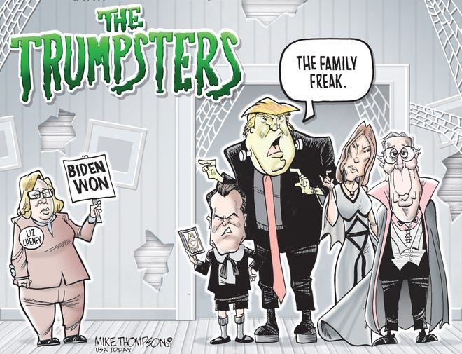 The Trumpsters
