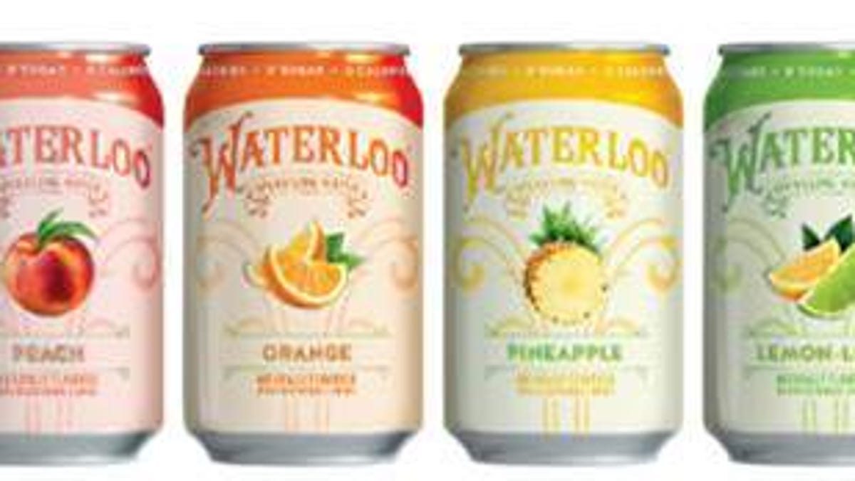 Austin's fast-growing Waterloo Sparkling Water jumping into 3,000 more stores