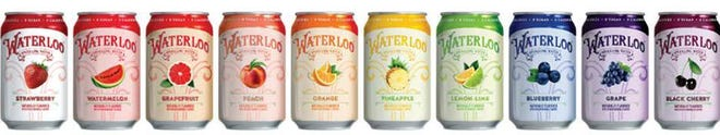 Austin's Waterloo Sparkling Water is expanding its reach by entering 3,000 new locations and growing its e-commerce reach. (Courtesy of Waterloo Sparkling Water)