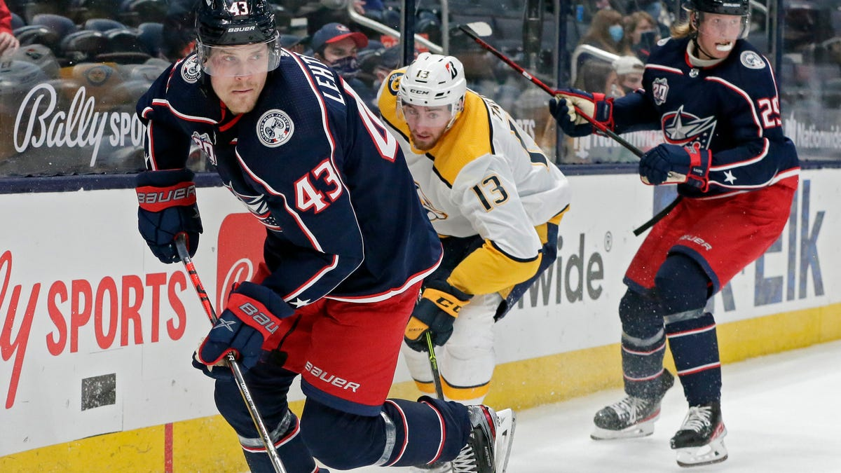 Blue Jackets overflowing with defensive options after trades, signings
