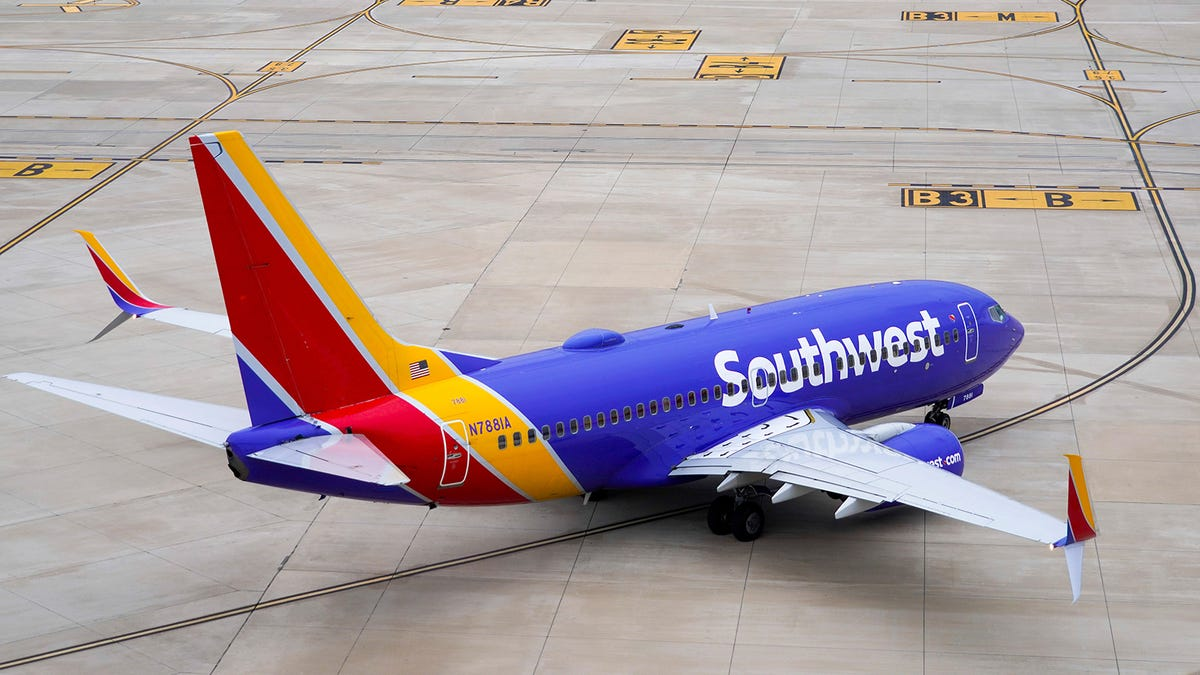 Southwest Airlines was the nation's best carrier in pandemic-stricken 2020, study says