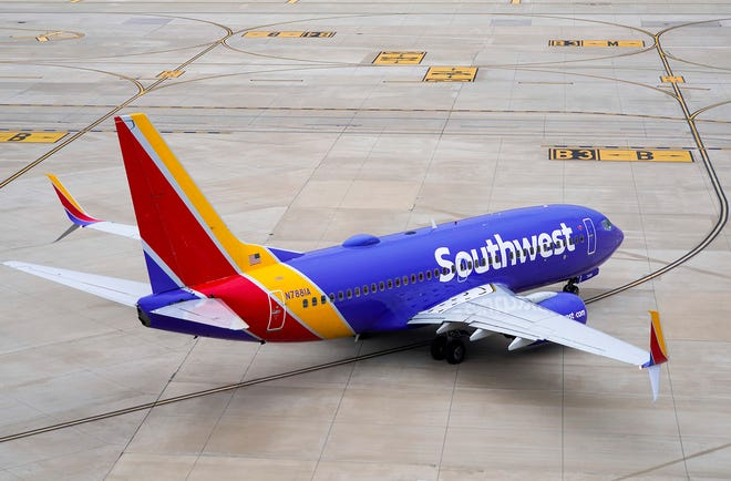 Southwest Airlines will offer nonstop flights to Austin from John Glenn Columbus International Airport starting in March.