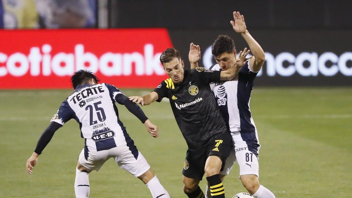 Without Zelarayan, Columbus Crew's CONCACAF Champions League hopes hinge on Pedro Santos