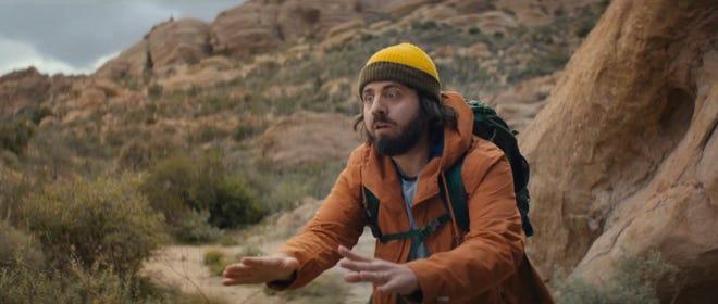 Jordan Kamp, originally from Orrville, appears in a commercial for Adobe.