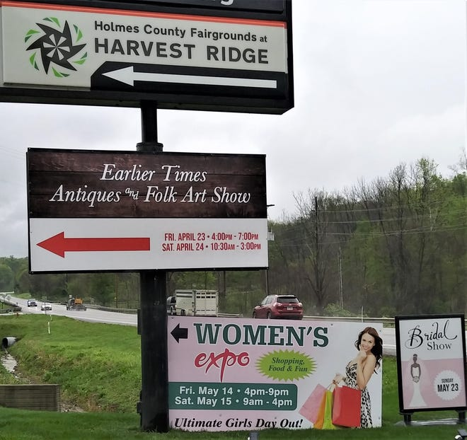 The ultimate girls day out, the second Holmes County Women's Expo will be held Friday and Saturday, May 14-15 at the Harvest Ridge Event Center.