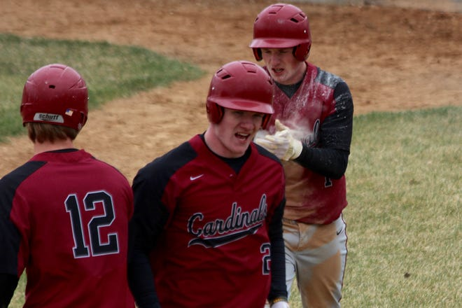 Langdon/Edmore/Munich defeated Park River, 7-0, on May 3 at American Legion Field.