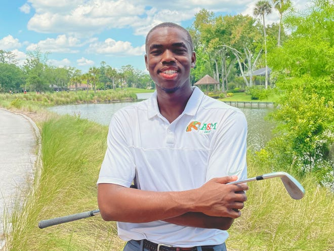 Prince Cunningham of Jacksonville is in the 18-player field for this week's APGA Billy Horschel Invitational.