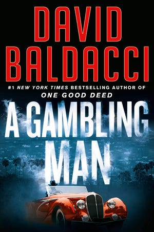 """A Gambling Man"" by David Baldacci"